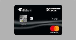 ČSA Credit Card