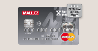 MALL.CZ Credit Card