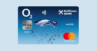 O2 RB Credit Card